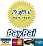 Credit card PayPal для Дизайнеров Украины и России